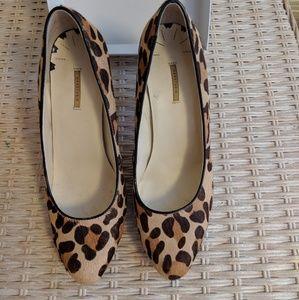 Max Studio Snazzy Animal Print Heels